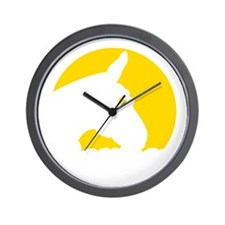 donkey2b Wall Clock