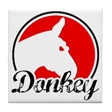 donkey2rw Tile Coaster