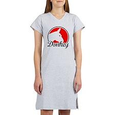 donkey2rw Women's Nightshirt