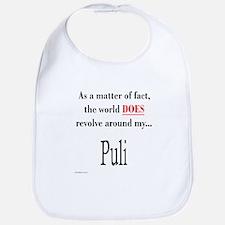 Puli World Bib