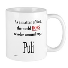 Puli World Mug