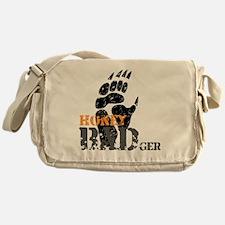 honey-badger-1 Messenger Bag