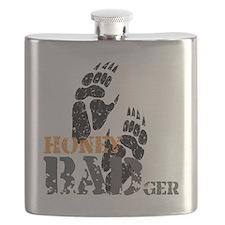honey-badger-2 Flask