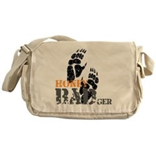honey-badger-2 Messenger Bag