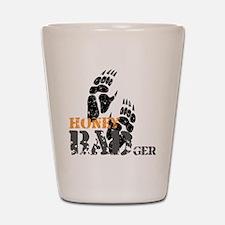 honey-badger-2 Shot Glass