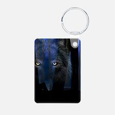 WolfWood3Ghard Keychains