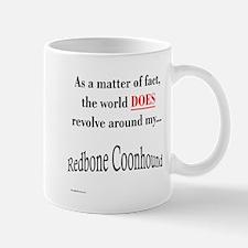 Coonhound World Mug