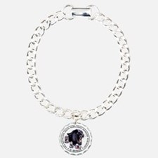 Panther v2_3rd-505th Charm Bracelet, One Charm