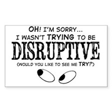 Disruptive_Black Decal