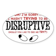 Disruptive_Red Decal