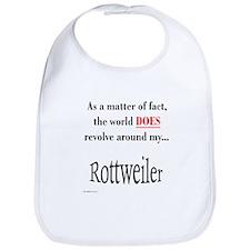 Rottweiler World Bib