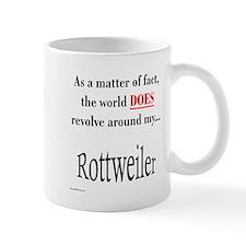 Rottweiler World Mug
