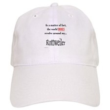 Rottweiler World Baseball Baseball Cap