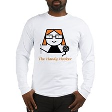 handy300dpi Long Sleeve T-Shirt