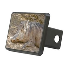 Warthog In Repose Hitch Cover