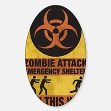 Zombie SHERLTER FINAL FLAT Decal
