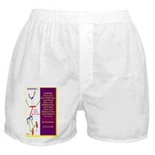 Bullies With Fries-TI.POSTER 2335 Boxer Shorts