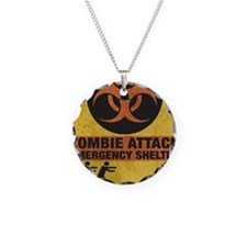 Zombie SHERLTER FINALbig3FLA Necklace