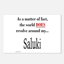 Saluki World Postcards (Package of 8)
