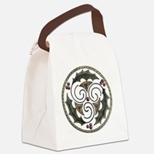 Reverse Holly Trisk (2) Canvas Lunch Bag