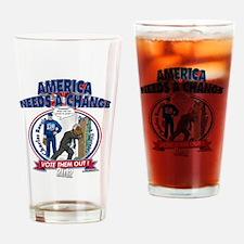 CharelRangleT Drinking Glass