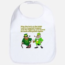 Luck of the Irish Bib