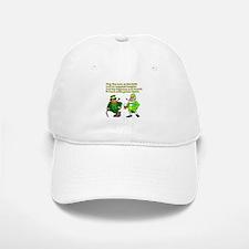 Luck of the Irish Baseball Baseball Cap