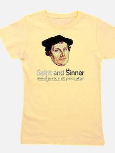 Saint and Sinner Girl's Tee