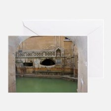 The Kings Bath Greeting Card