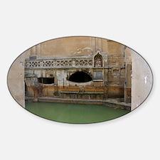 The Kings Bath Sticker (Oval)