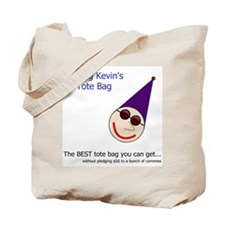 Smiling Kevin's Tote Bag