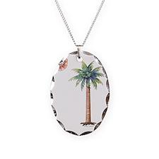 palm_shrimp_trans Necklace