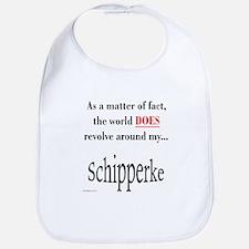 Schipperke World Bib