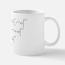 Gaussian Integral Mug