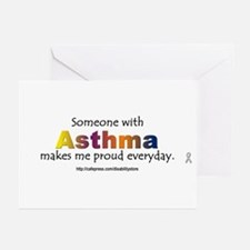 Asthma Pride Greeting Cards (Pk of 10)