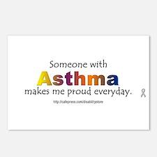 Asthma Pride Postcards (Package of 8)