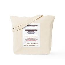 Bush Lies -  Tote Bag