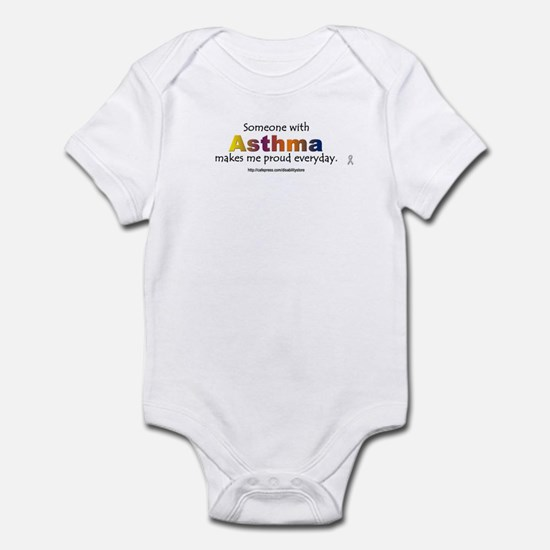 Asthma Pride Infant Bodysuit