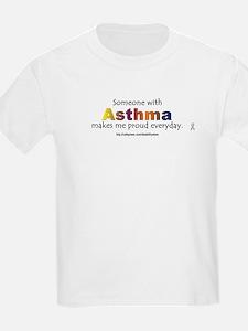 Asthma Pride Kids T-Shirt