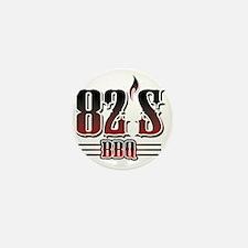 82s BBQ Mini Button