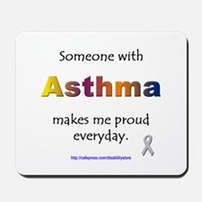 Asthma Pride Mousepad