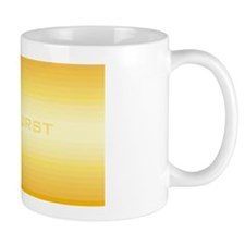 Sunburst wide Mug