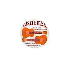 ukulele_T Mini Button