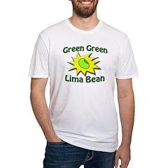Green Green Lima Bean Shirt