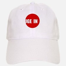 Huge In Japan White Baseball Baseball Cap
