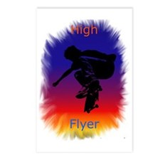 skateboarder Postcards (Package of 8)