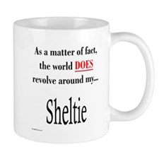 Sheltie World Mug