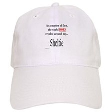 Sheltie World Baseball Baseball Cap