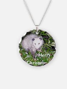 Possum Necklace