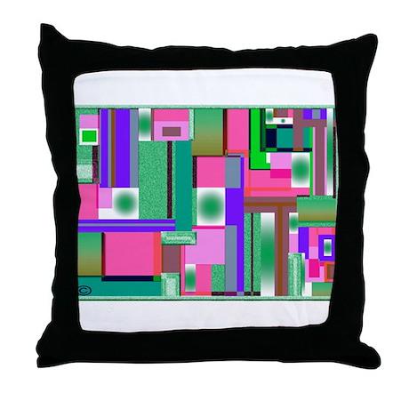 ART/PHOTOGRAPHY Throw Pillow